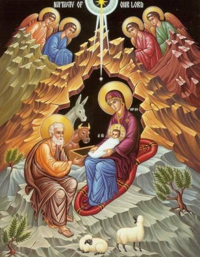 Natividad de Cristo