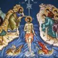 Teofanía o Bautismo del Señor