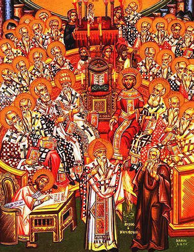 Primer concilio ecuménico de Nicea