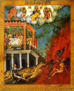 los ataques del demonio
