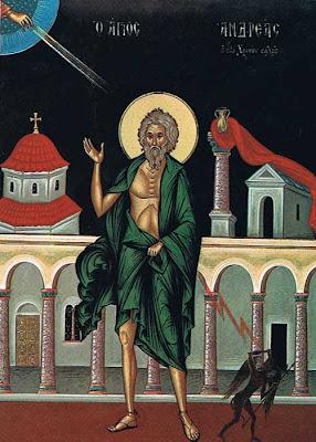 San Andrés el loco en Cristo4