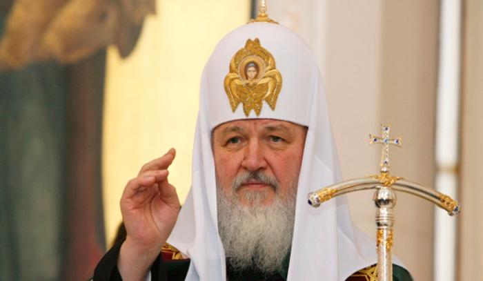 Святейший Патриарх Кирилл совершил благодарственный молебен в кафедральном храме Христа Спасителя города Калининграда