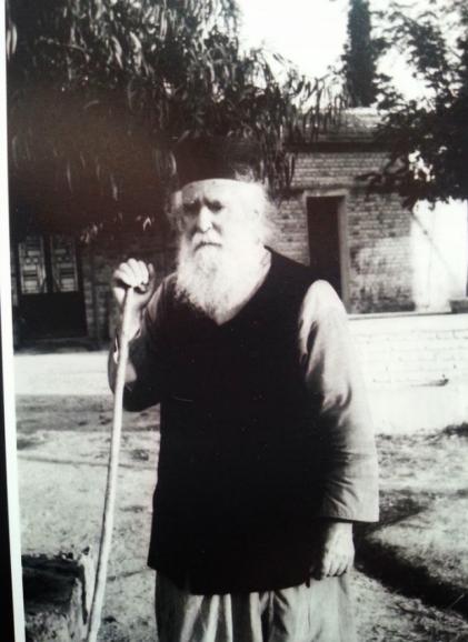 Gervasios Paraskevopoulos of Patras