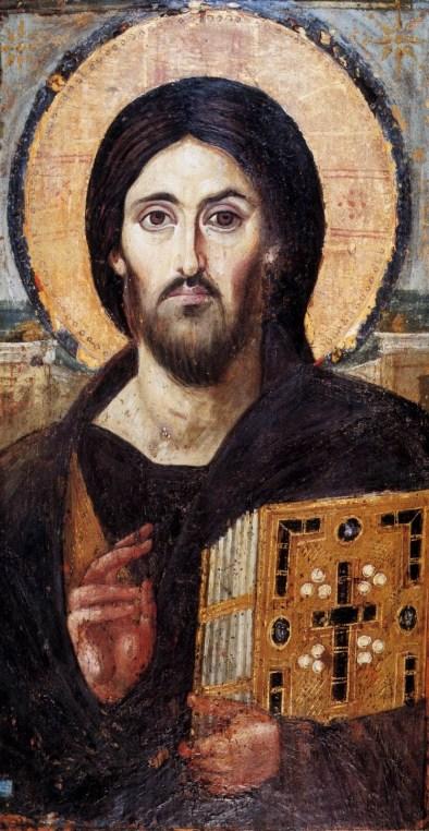 Christ-Pantocrator-Sinai