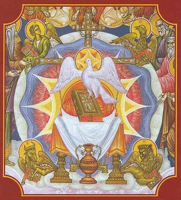Akacisto al Espíritu Santo – Cristo es Ortodoxo